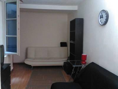 Location meublée maison 26m² Paris 3E Paris 16ème