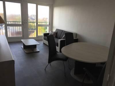 Location meublée appartement 2pièces 53m² Marly (59770) Gommegnies