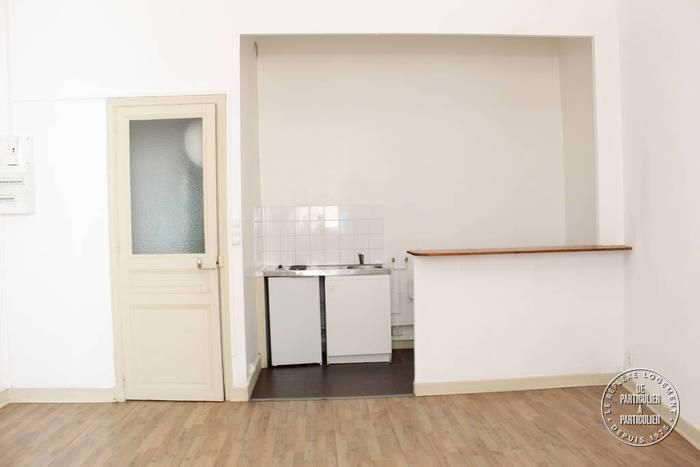 Location appartement studio Marseille 15e