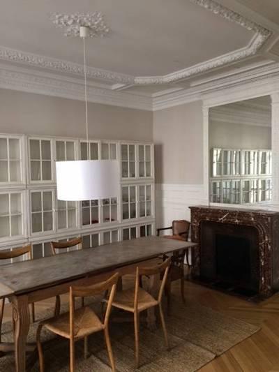 Location meublée appartement 5pièces 114m² Neuilly-Sur-Seine (92200) - 3.300€