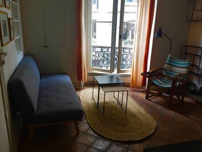 Location meublée appartement 2pièces 25m² Paris 6E - 1.430€
