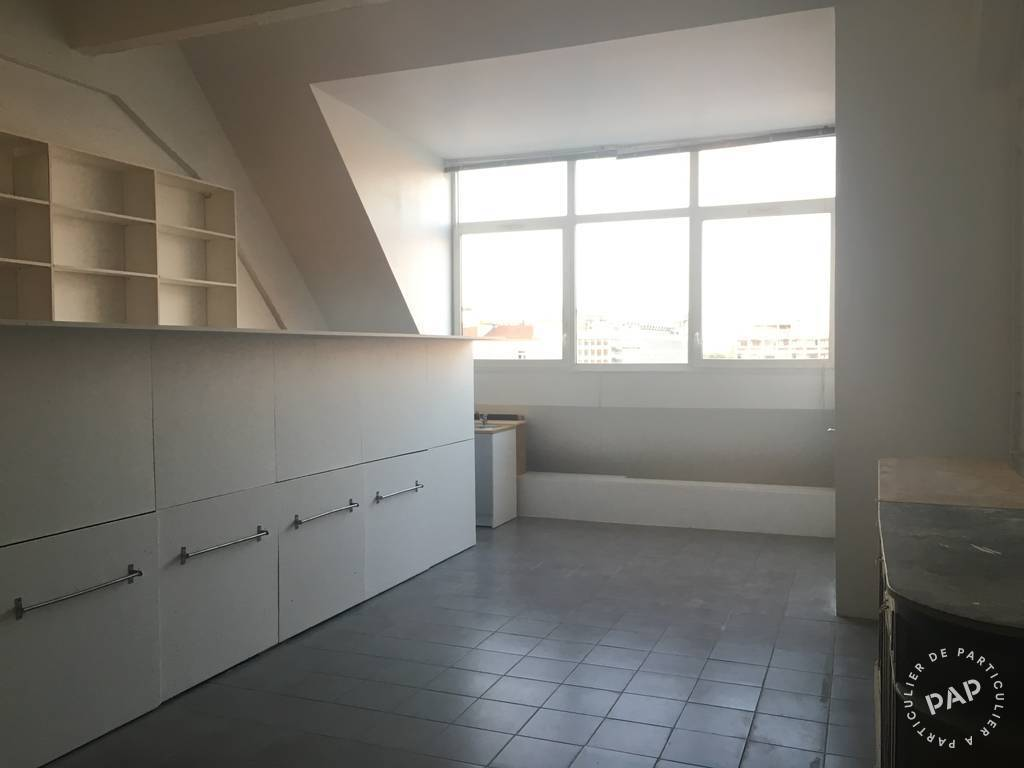 Location loft atelier 69 m montrouge 92120 69 m 1 for Location atelier loft