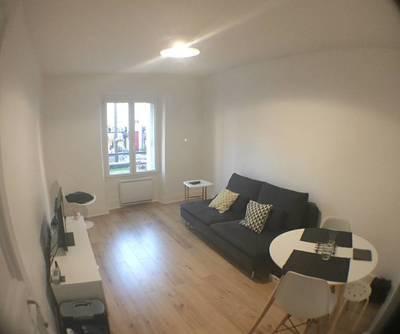 Location meublée maison 45m² Paris 19E Paris 16ème