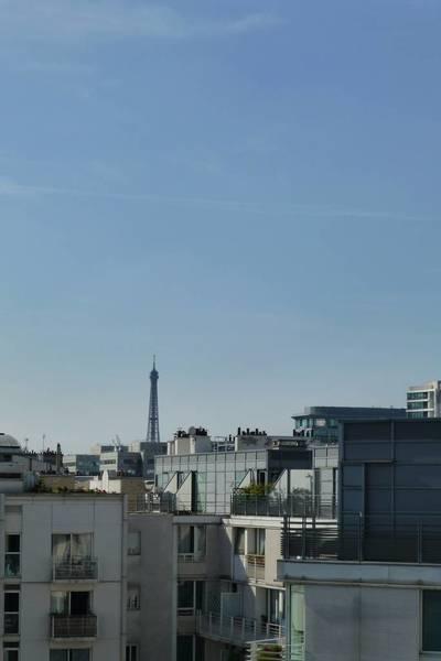 Location meublée studio 33m² Paris 14E - 1.090€
