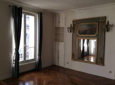 Location meublée appartement 2pièces 55m² Paris 17E - 1.790€