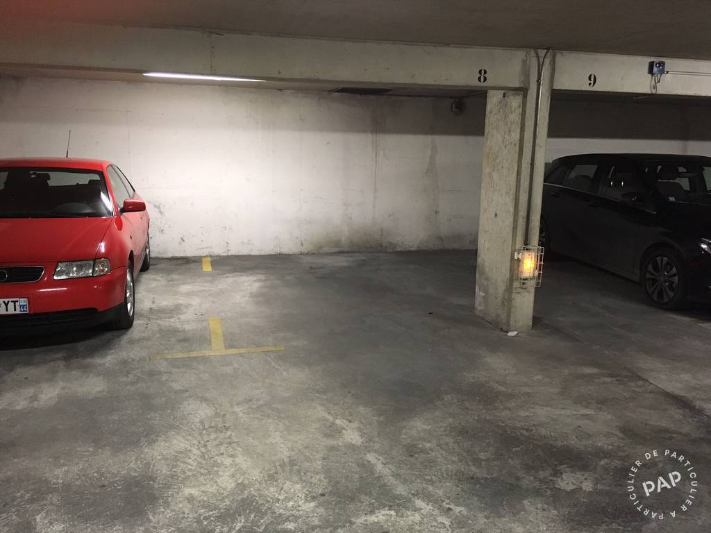 Location garage parking paris 17e 190 de particulier particulier pap - Location garage paris 15 ...