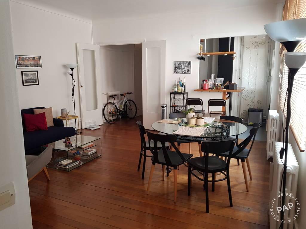 Location immobilier 2.600€ Paris 17E