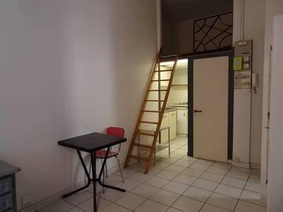 Location meublée studio 21m² Lyon 3E - 491€