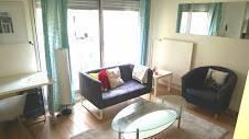 Location meublée chambre 31m² Paris 19E - 990€