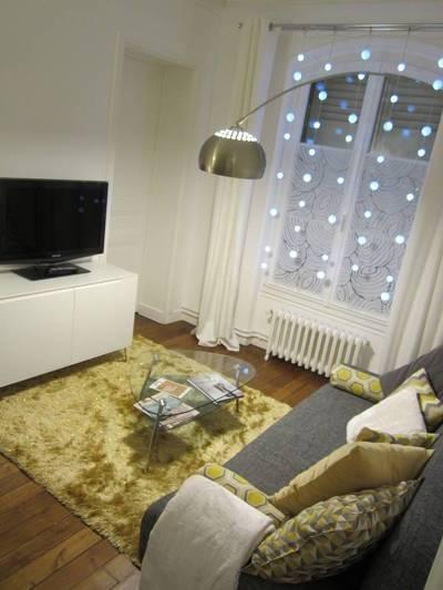 Location meublée appartement 2pièces 35m² Neuilly-Sur-Seine (92200) - 1.615€