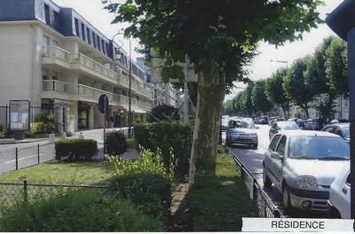 Location meublée studio 26m² Chantilly (60500) - 720€