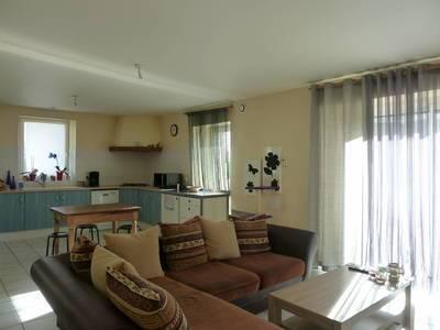 Location appartement 4pièces 117m² Pont-De-L'isere (26600) La Roche-de-Glun