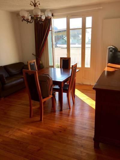Location meublée appartement 3pièces 54m² Lourdes (65100) Labatmale