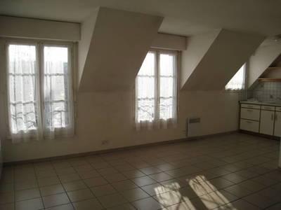 Location appartement 2pièces 46m² Poissy (78300) La Maladrerie