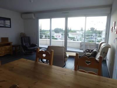 Vente appartement 4pièces 82m² 2 Min Montpellier (34) - 360.000€