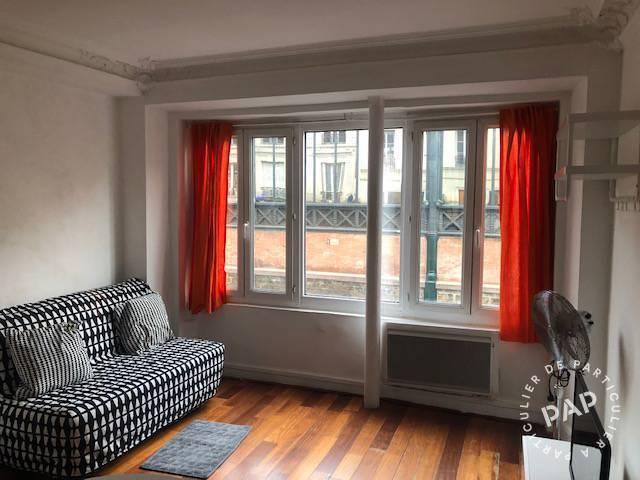 Location Appartement Paris 10E 18m² 790€