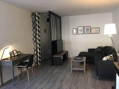 Location appartement 3pièces 61m² Toulouse (31) - 1.290€