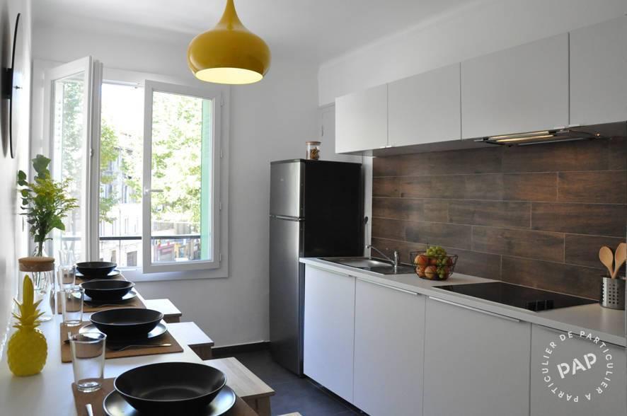 Location Appartement studio Marseille 3e