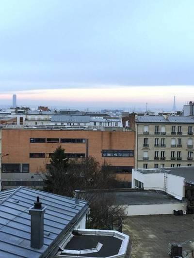 Location maison 14m² Paris 20E Paris 16ème