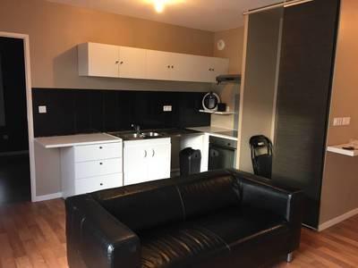 Location meublée appartement 2pièces 41m² Claye-Souilly (77410) - 820€