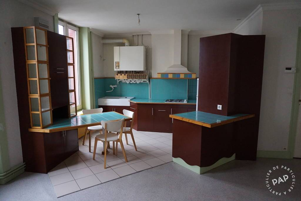 location meubl e appartement 4 pi ces 96 m saint etienne 42 96 m 550 e de particulier. Black Bedroom Furniture Sets. Home Design Ideas