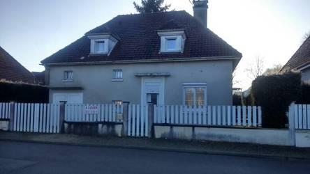 Location maison 109m² Chaource (10210) Crésantignes