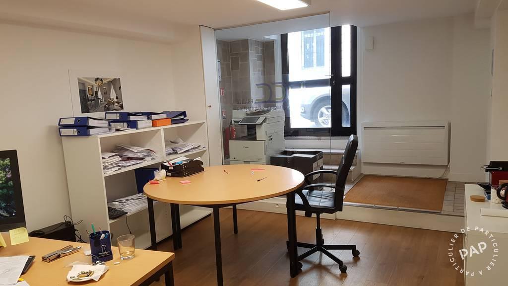 Bureaux, local professionnel Paris 16E 3.800€