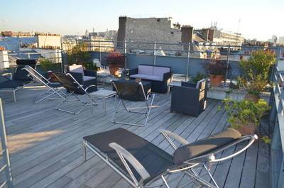 Location meublée appartement 6pièces 180m² Paris 4E - 6.500€