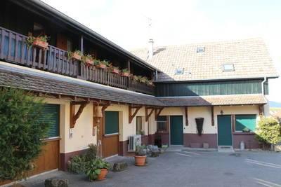Location meublée appartement 2pièces 40m² Beblenheim (68980) Fréland