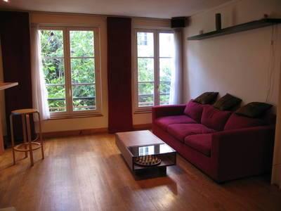 Location meublée appartement 2pièces 53m² Paris 7E - 1.850€