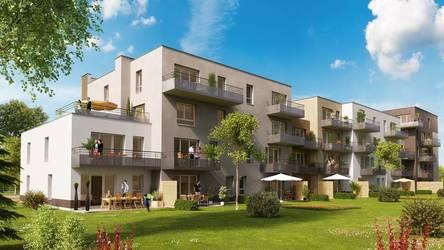 Location appartement 3pièces 76m² Croix (59170) - 829€