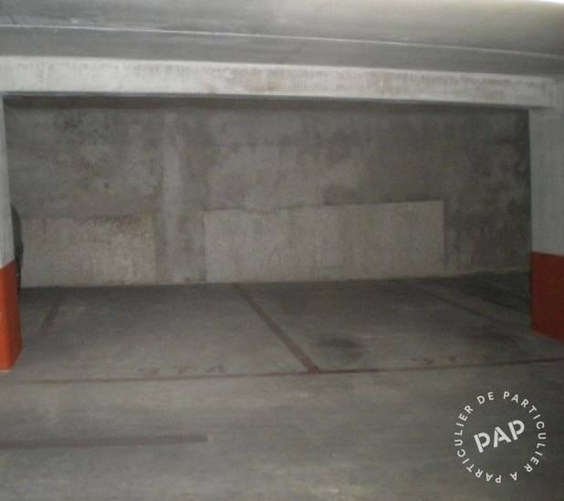 Location Garage, parking Paris 10E  125€