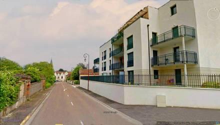 Location appartement 3pièces 64m² Troyes (10000) - 675€