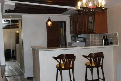 Location meublée maison 25m² Paris 6E Paris 16ème
