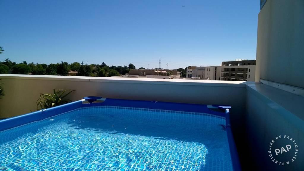 Location Appartement Montpellier (34) 93m² 550€