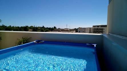 Location meublée chambre 93m² Montpellier (34) - 550€