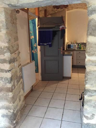 Location meublée appartement 2pièces 32m² Saint-Cesaire-De-Gauzignan (3036 Saint-Jean-de-Crieulon