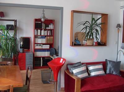 Location meublée appartement 3pièces 71m² Rennes (35) Montgermont