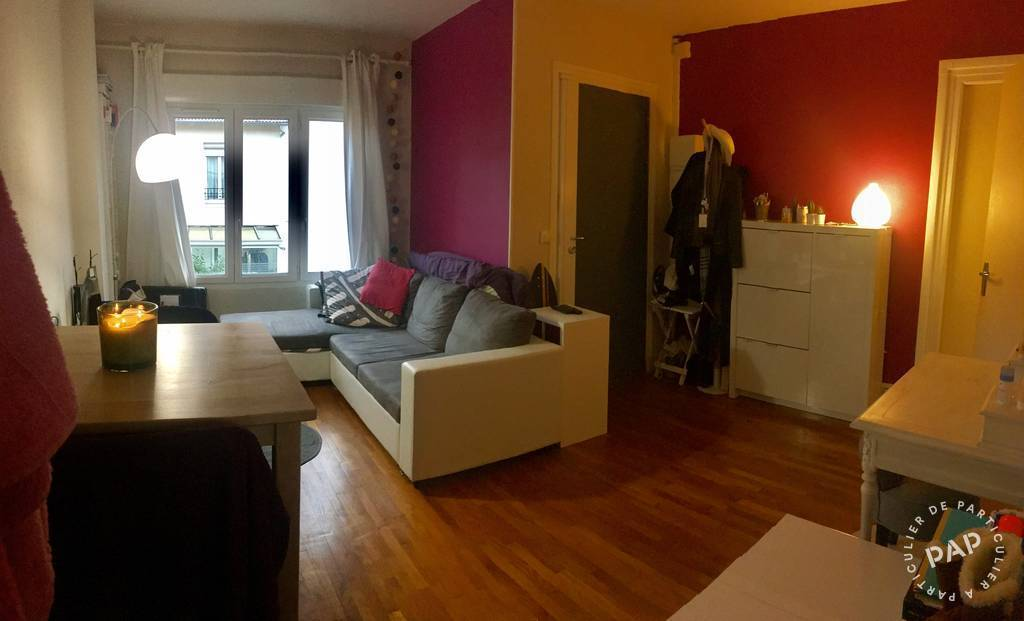 Location appartement studio Courbevoie (92400)