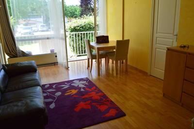Location meublée chambre 11m² Cergy (95) - 490€