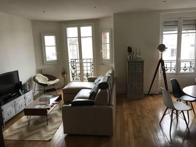 Location meublée appartement 2pièces 50m² Boulogne-Billancourt (92100) - 1.300€