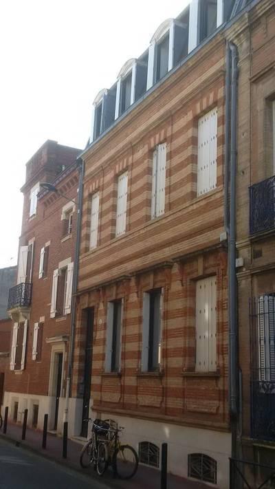 Location appartement 4pièces 75m² Toulouse (31) - 1.080€