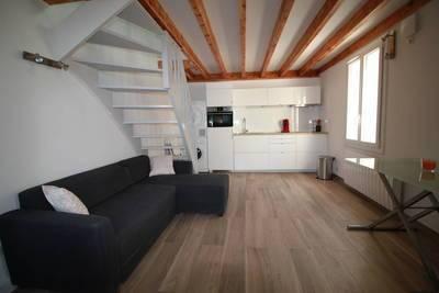 Location meublée appartement 2pièces 34m² Gif-Sur-Yvette (91190) Saint-Aubin