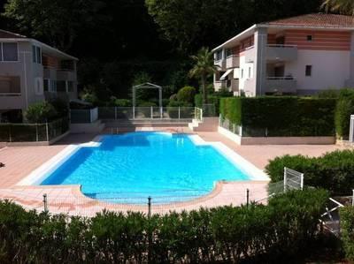 Location meublée studio 40m² Cagnes-Sur-Mer (06800) - 760€