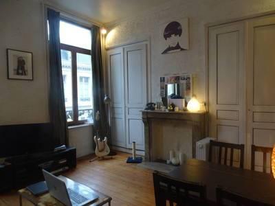 Location appartement 4pièces 45m² Lille (59) - 635€