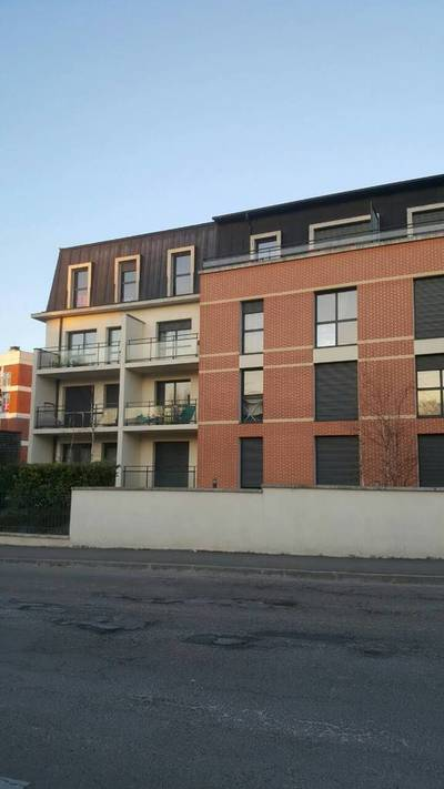 Location appartement 2pièces 45m² Troyes (10000) Rouilly-Sacey