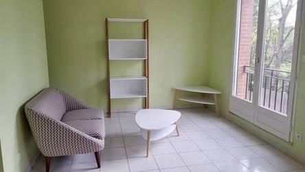Location meublée appartement 2pièces 32m² Valenciennes (59300) Rouvignies