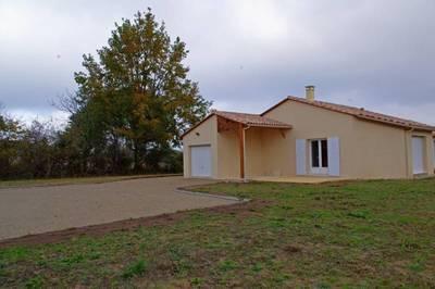 Location maison 120m² Saint-Quentin-Du-Dropt (47330) Bardou