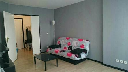 Location meublée appartement 2pièces 42m² Saint-Ouen (93400) - 1.100€