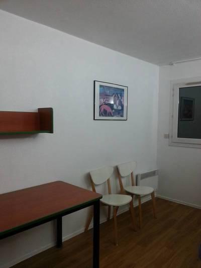 Location meublée studio 18m² Saint-Denis (93) - 590€